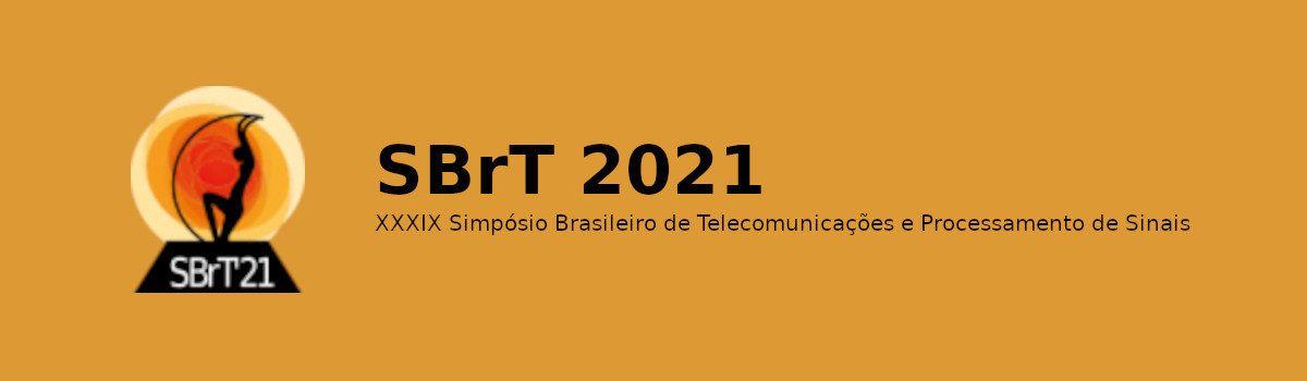 Papers published in SBrT 2021